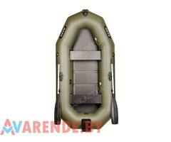 Лодка надувная BARK B 260N напрокат в Гродно
