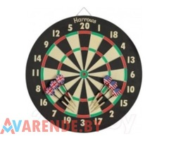 Аренда Дартс Harrows Family Dart Game Board EA357 в Гродно