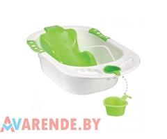 Прокат ванны с анатомической горкой Happy Baby Comfort в Гродно
