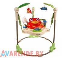 Прыгунки, развивающий игровой центр Baby Walker Rain напрокат в Гродно