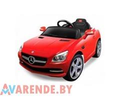 Прокат электромобиля детского Mercedes-Benz SLK 350 в Гродно