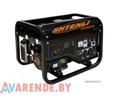 Прокат бензинового генератора Shtenli PRO 3900 в Гродно