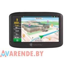 Аренда GPS навигатора Navitel F150 (+ Navitel СНГ/Прибалтика) в Гродно