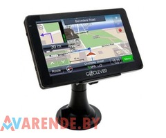 Прокат GPS-навигатора GoClever 5066 в Гродно