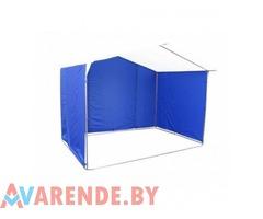 Прокат торговой палатки Домик 2.5x2м в Гродно