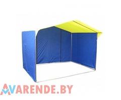 Аренда торговой палатки Домик 2x2м в Гродно
