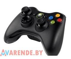 Прокат беспроводного джойстика для Xbox360Slim в Гродно