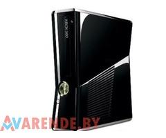 Прокат Xbox360Slim + 220 игр в Гродно