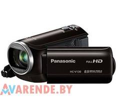 Прокат видеокамеры Panasonic HC-V130 в Гродно