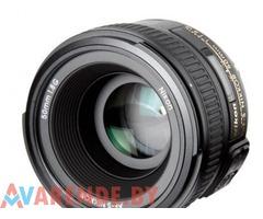 Прокат объектива Nikon 50mm f/1.8G AF-S Nikkor в Гродно