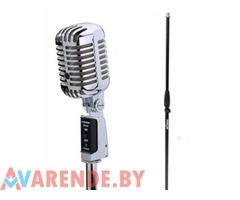 Аренда ретро микрофона в Гродно