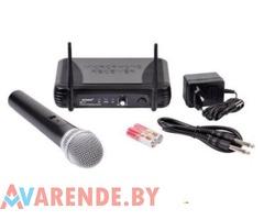 Прокат микрофона karsect wr-9 в Гродно