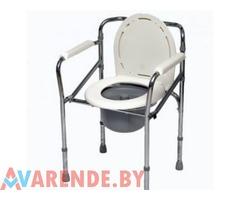 Кресло-туалет напрокат в Гродно