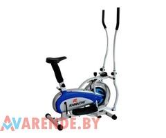 Прокат эллиптического тренажера Orbitrek American Fitness ВК-2081В в Гомеле