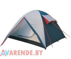 Аренда палатки Canadian Camper IMPALA 3 (трехместной) в Гомеле