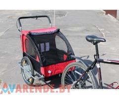 Прокат детского велоприцепа в Пинске