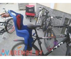 Прокат детского велокресла в Пинске