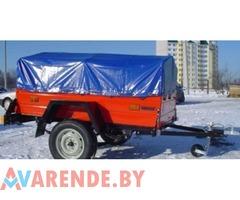 Прицеп автомобильный БелАЗ-81201