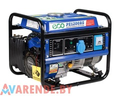 Прокат электростанции (бензогенератор) ECO PE 1200 RS в Гомеле
