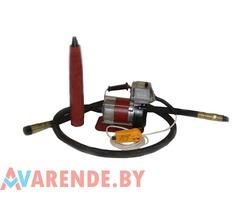 Прокат вибратора глубинного ВИ-1-17-3 (220В) в Гомеле