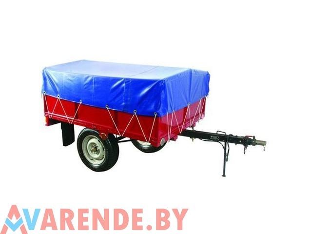 Аренда прицепа автомобильного БелАЗ-81201 в Гомеле - 1/1