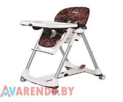 Аренда стульчика для кормления PEG PEREGO PRIMA в Пинске