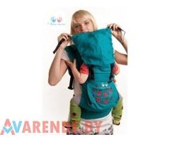 Прокат эргономичного рюкзака кенгуру ILOVEMAM в Пинске