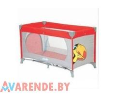 Кроватка-манеж Baby Design напрокат в Пинске