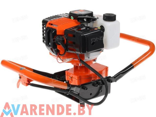 Прокат мотобура земляного PATRIOT AE65D в Пинске - 1/1