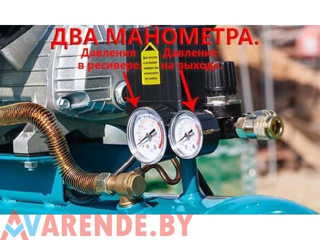 Компрессор воздушный SHTENLI 50 PRO (1,8 Квт) напрокат в Пинске - 2/3