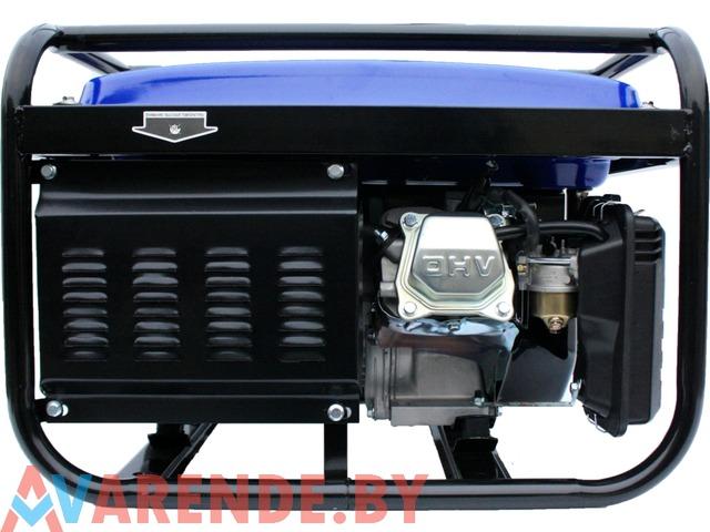 Бензиновый генератор WATT WT-3000 напрокат в Пинске - 2/4