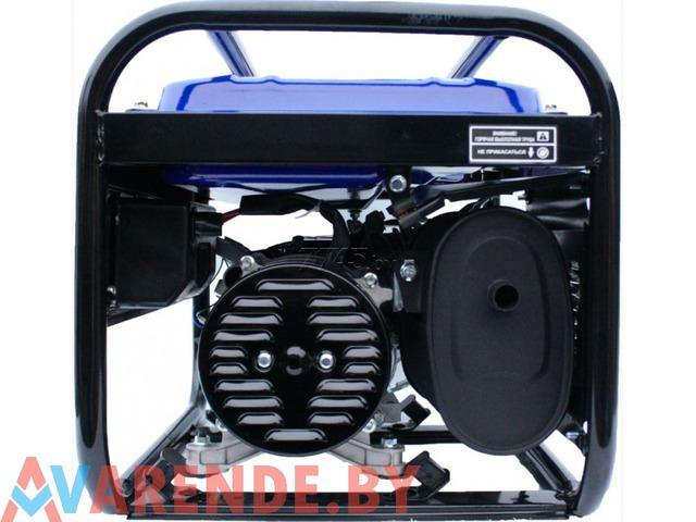 Бензиновый генератор WATT WT-3000 напрокат в Пинске - 3/4