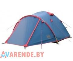 Палатка туристическая Sol CAMP 3 напрокат в Витебске