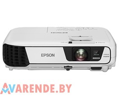 Прокат проектора Epson EB-X31 в Витебске