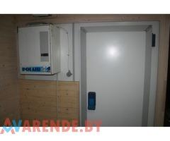 Аренда морозильных и холодильных камер