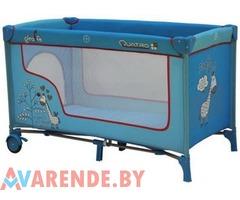 Кровать-манеж Quatro Giraffe напрокат в Витебске