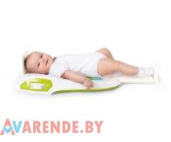 Прокат весов для новорожденных (с ростомером) AGU WALLY в Витебске
