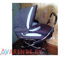 Детская коляска Bebecar 2 в 1 напрокат в Витебске