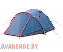 Аренда палатки 4-х местной SOL Camp 4 в Могилеве