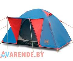 Палатка 3-х местная SOL Wonder 3 напрокат в Могилеве
