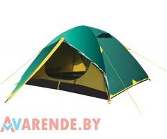 Аренда палатки 2-х местной TRAMP в Могилеве