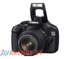 Фотоаппарат Canon eos 1200d напрокат в Могилеве