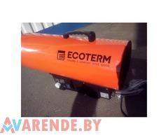 Прокат тепловой пушки газовой Ecoterm GHD-50T в Могилеве