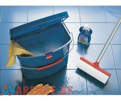 Уборка после строительства и ежедневная уборка