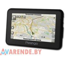 GPS навигатор напрокат в Минске