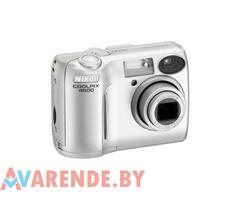 Цифровой фотоаппарат «Nicon CoolPix 4600» напрокат в Минске