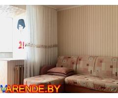Квартира на сутки в Жлобине 1-ком.