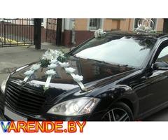 Аренда авто с водителем Mercedes w221