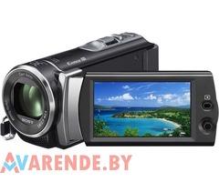 Видео камера Sony HDR-CX190E напрокат в Минске