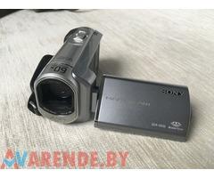 Прокат видео камеры Sony DCR-SX 50 в Минске